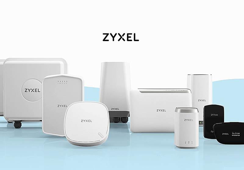 Zyxel'in yeni 'router'ları Mobil Dünya Kongresi'nde