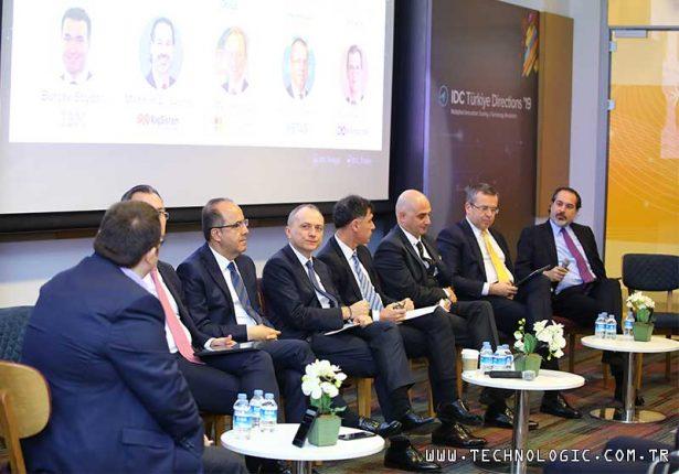 IDC Türkiye bilişim harcaması