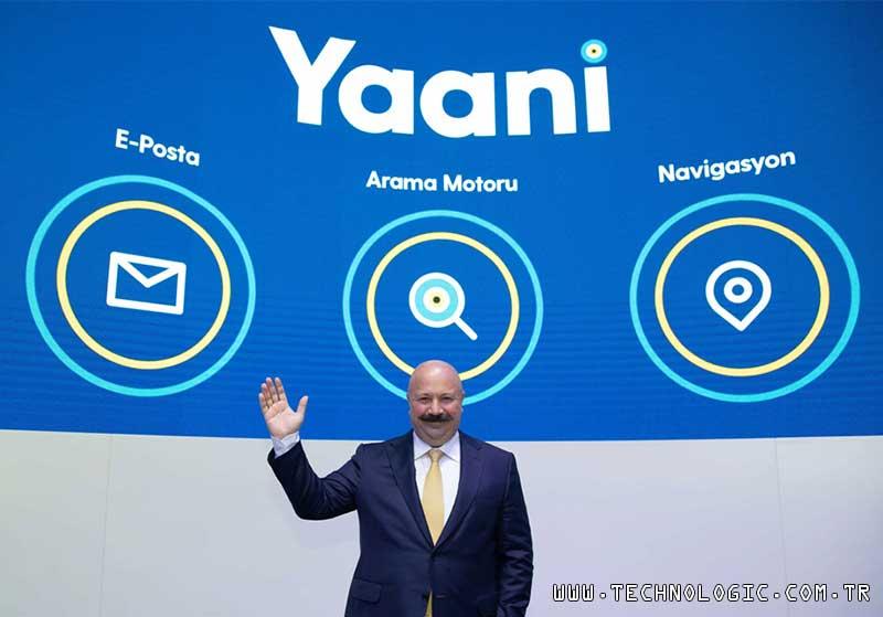Yaani e-posta ve navigasyon hizmeti geliyor