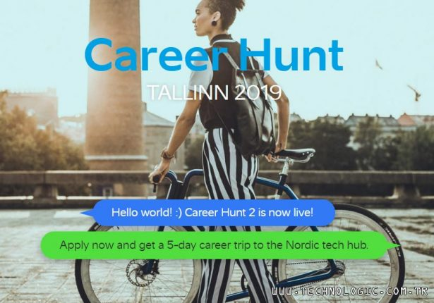 Estonya Career Hunt