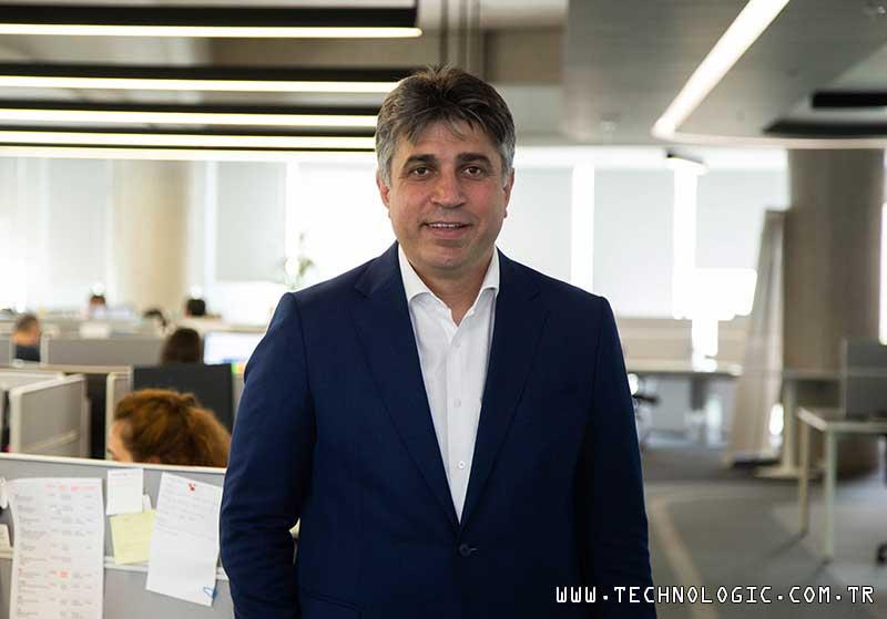 Netaş Ar-Ge Genel Müdür Vekili Bülent Kemal Mutlu