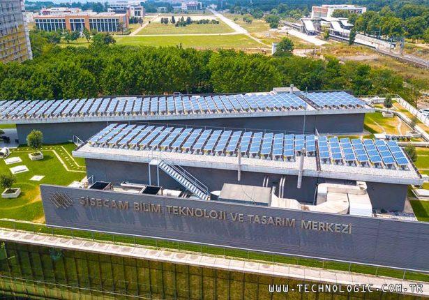 Yenilenebilir enerji güneş enerjisi santrali gebze