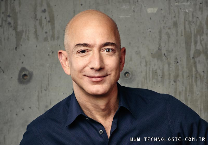 Jeff Bezos - Source: Amazon Press Center