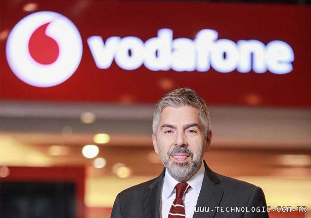 Vodafone Türkiye'ye Yeşil Ofis Diploması Hasal Süel