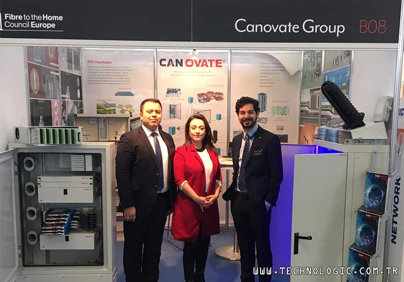 Canovate fiber optik