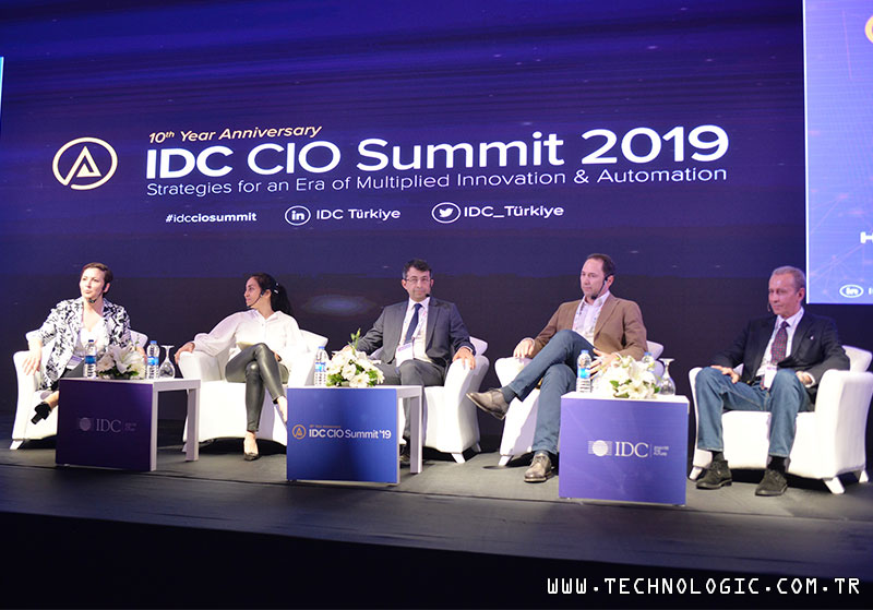 IDC CIO Summit 2019
