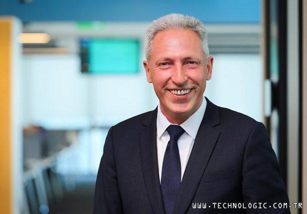 Olivier Ventura Atos Türkiye CEO