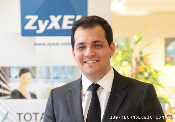 Ömer Faruk Erünsal Zyxel Kurumsal Kanal Satış Müdürü