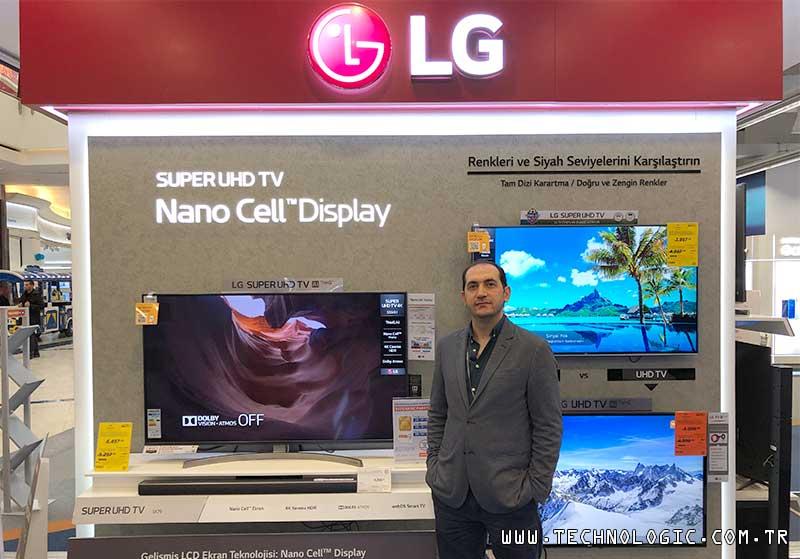 Erkan Terzi LG Türkiye
