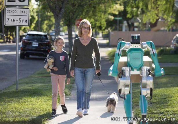 Akıllı Ford robotu