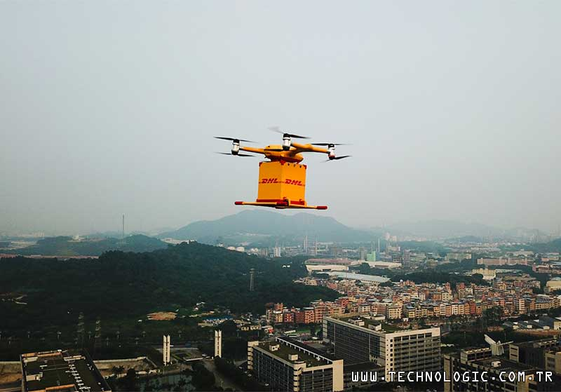 DHL Express Drone