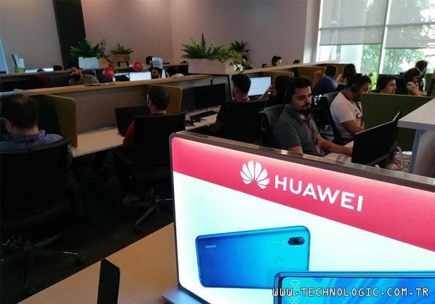 Huawei Destek Merkezi