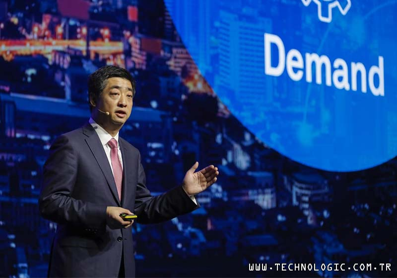 Huawei CEO'su Ken Hu