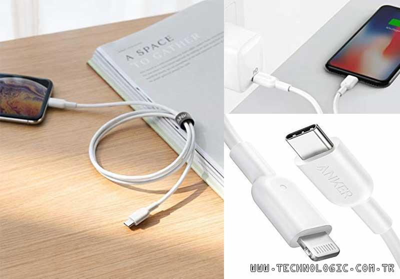 USB-C - Lightning