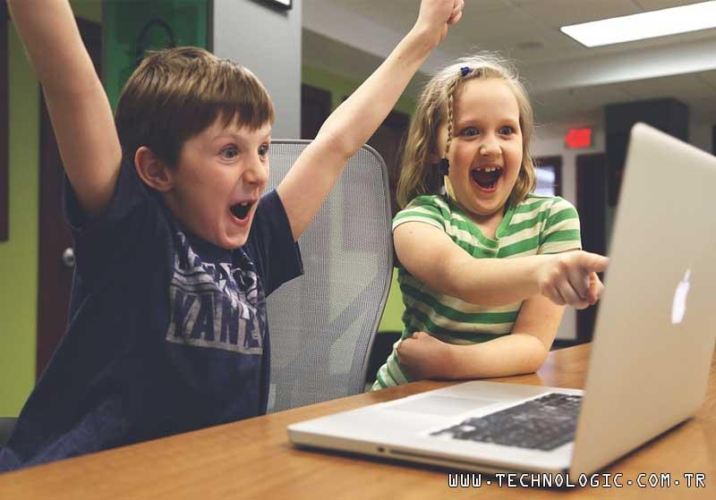 Teknoloji bağımlılığı çocuk