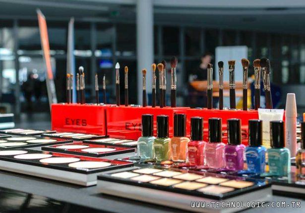 akıllı etiket cosmetics