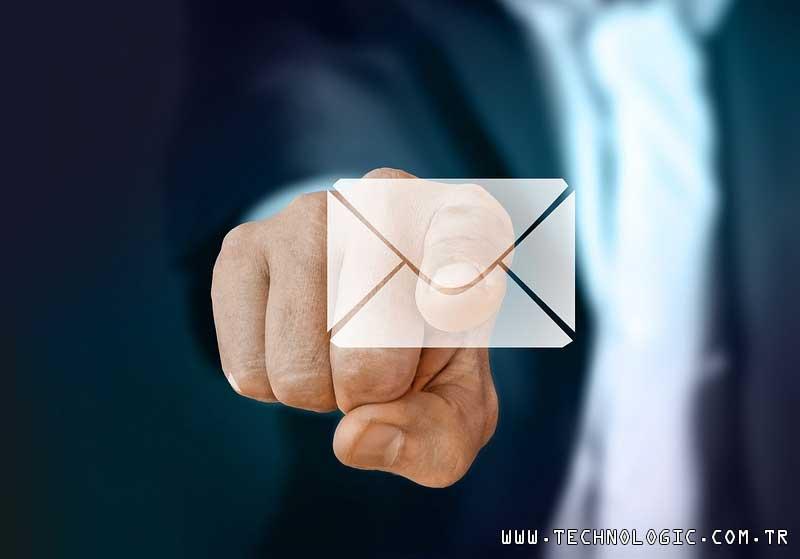 e-posta mail pishing