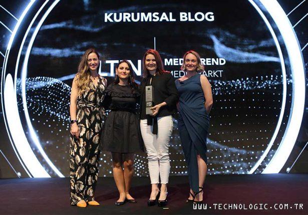 MediaMarkt Social Media Awards Turkey 2019'dan ödüllerle döndü