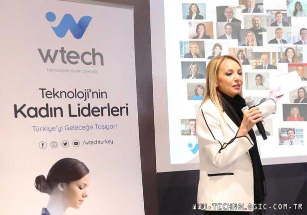 Teknolojide Kadın Derneği Zehra Öney