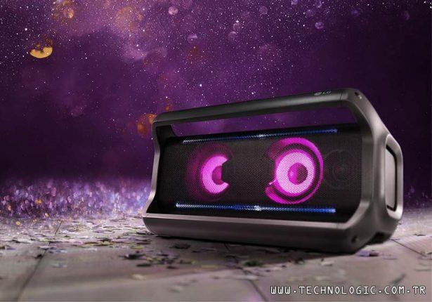 LG XBOOM Go Taşınabilir Bluetooh Hoparlör