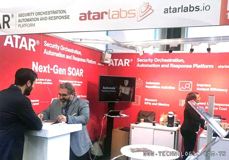 ATAR Infosecurity Europe 2019'da dünyaya tanıtılıyor