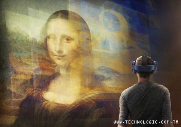 HTC Vive Arts - Mona Lisa