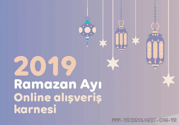 ramazan online alisveris