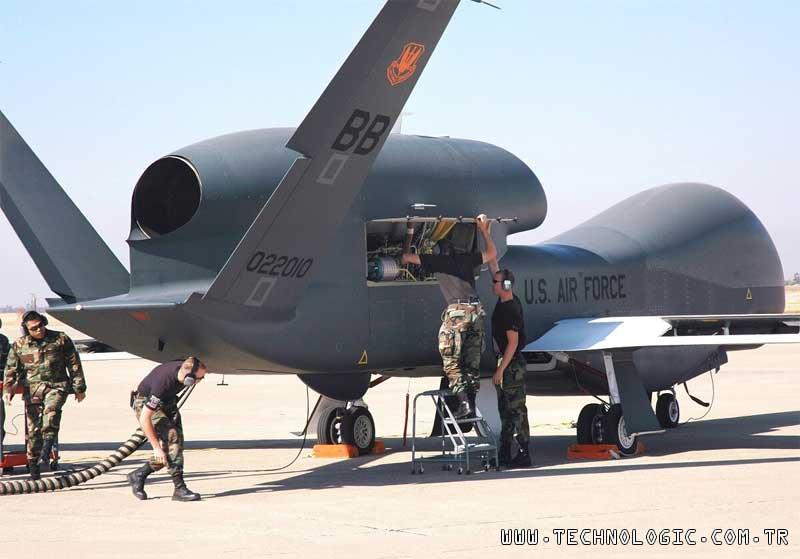 rq4 global hawk drone