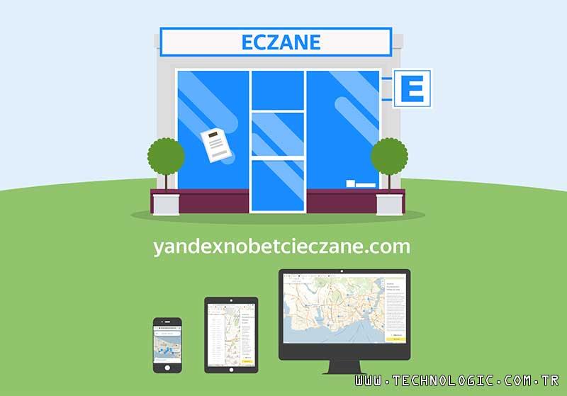 Yandex nöbetçi eczaneler