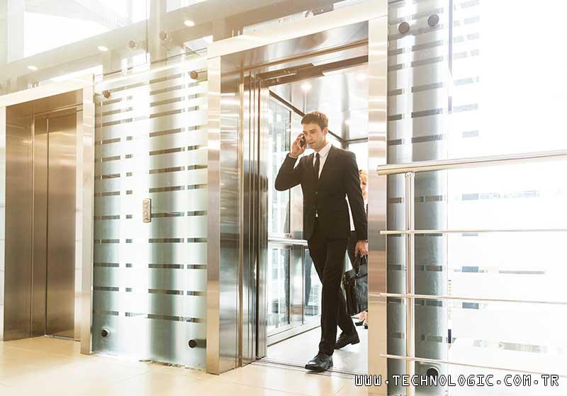 akilli asansor sensormatic