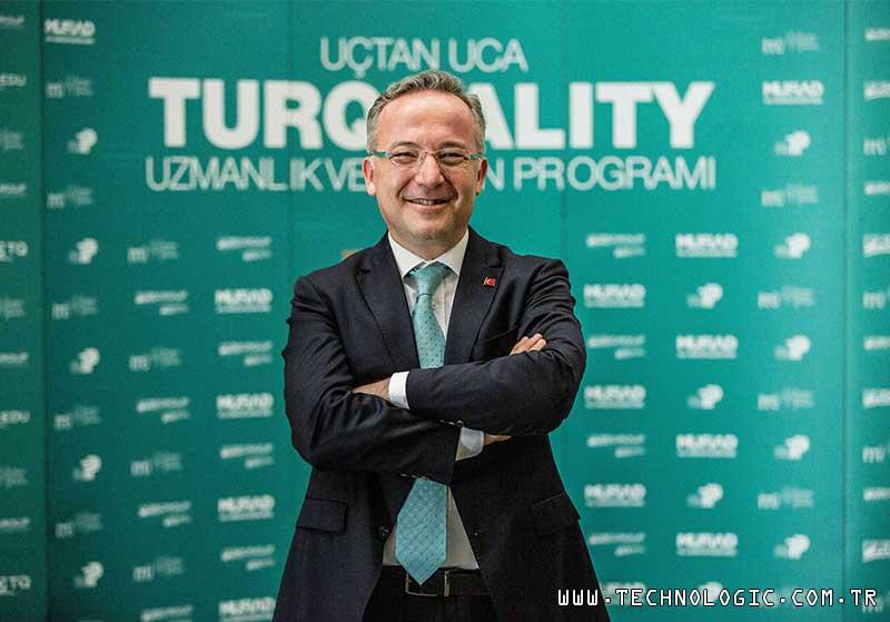 Turquality nedir? Turquality Progroup Salim Çam