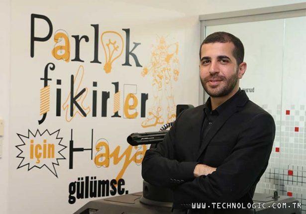 Gürol Üzenç Teknopark İstanbul'un kuluçka merkezi Cube Incubation