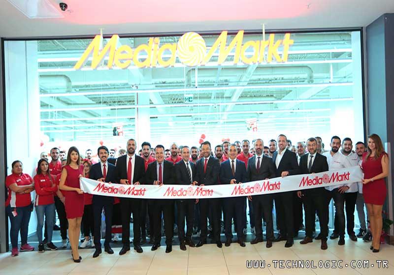 MediaMarkt Gebze Mağazası açıldı
