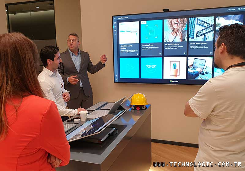 Microsoft Teknoloji Merkezi Cem Kubilay Erdem Gülhan