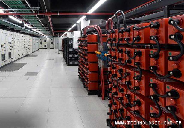 Sparkle Istanbul Data Center