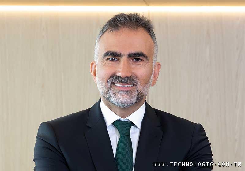 Turkcell Şebeke Teknolojilerinden Sorumlu Genel Müdür Yardımcısı Gediz Sezgin