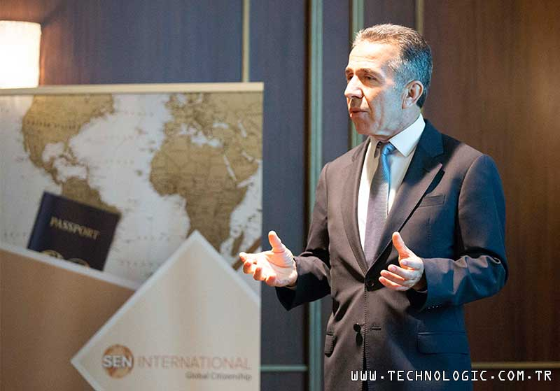 Sen International Başkanı Av. Mazlum Şen