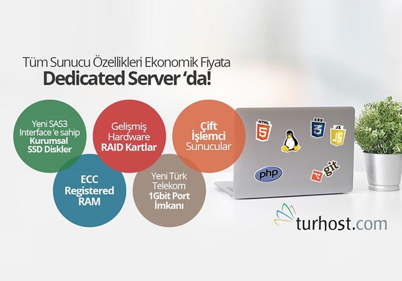 Dedicated Server turhost
