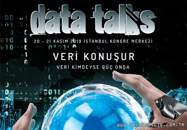 veri Bilişim Zirvesi, yapay zekâ, robotik,Data Talks, Veri Konuşur,Neslihan Aksun, Veri yüzyılı