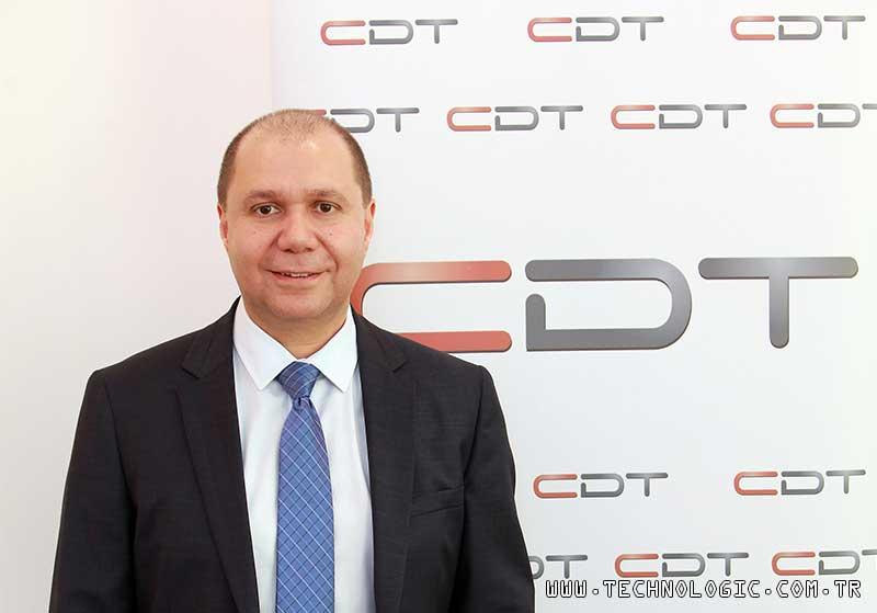 PHM Technology CDT Genel Müdürü Alpay Göğüş