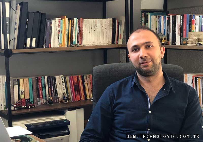 11Sight Türkiye Ülke Müdürü Ercan Gümüş
