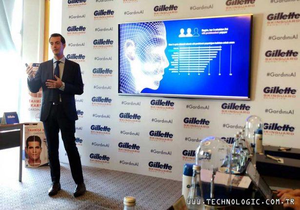 Gillette SkinGuard Sensitive P&G Burak Akkiriş