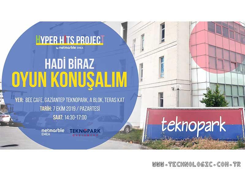 Netmarble Gaziantep Teknopark Gaming