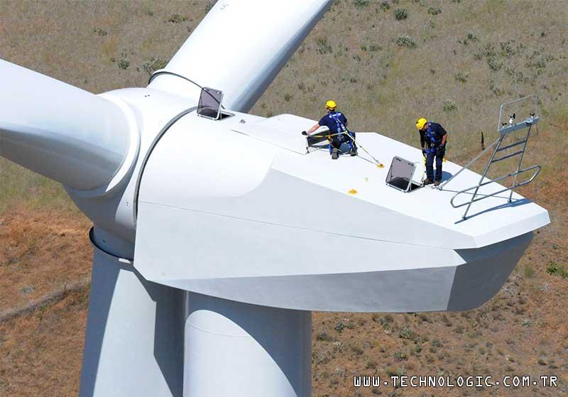 rüzgâr enerjisi