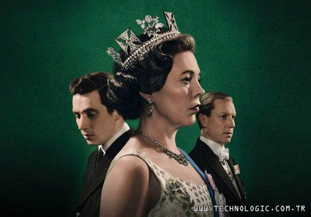dizi The Crown