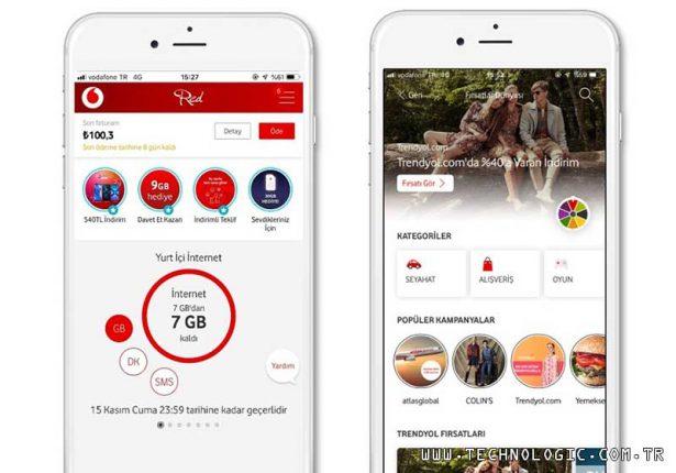 Vodafone Yanımda Fırsatlar Dünyası