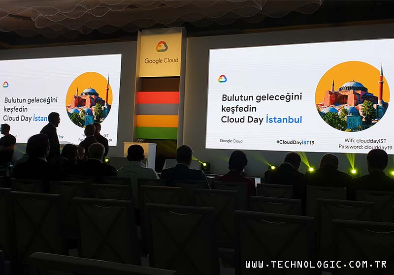 Google Cloud Day İstanbul