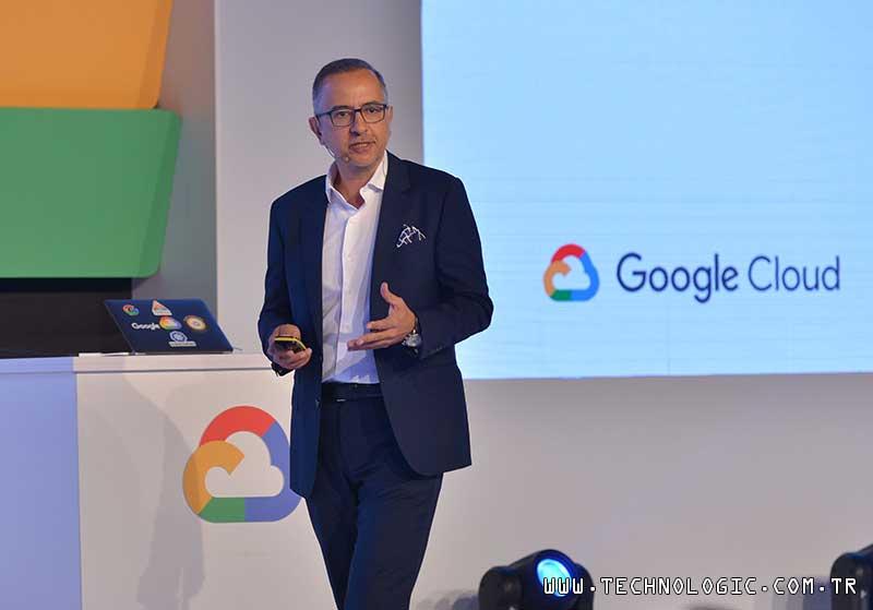 Google Cloud Ülke Müdürü Önder Güler