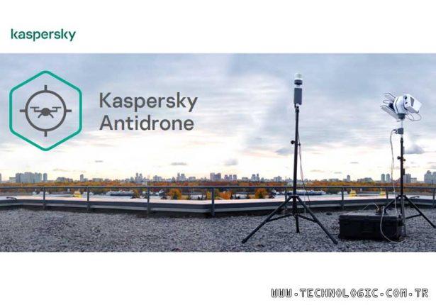 Kaspersky Antidrone