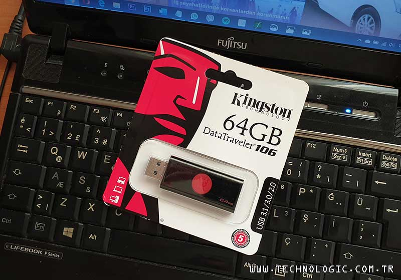 Kingston DataTraveler 106